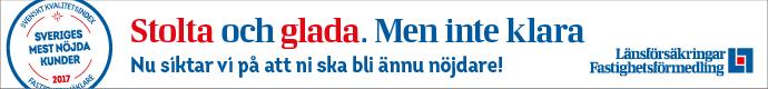 Länsförsäkringar Fastighetsförmedling Göteborg - Torslanda