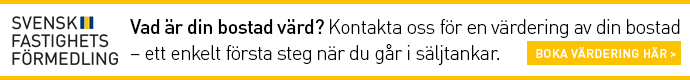 Svensk Fastighetsförmedling Järfälla Jakobsberg