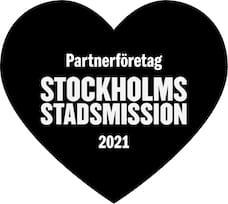 Hemnet är ett stolt partnerföretag till Stockholms Stadsmission 2021
